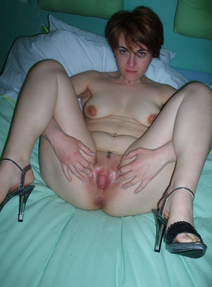 Juicy Milf Gash
